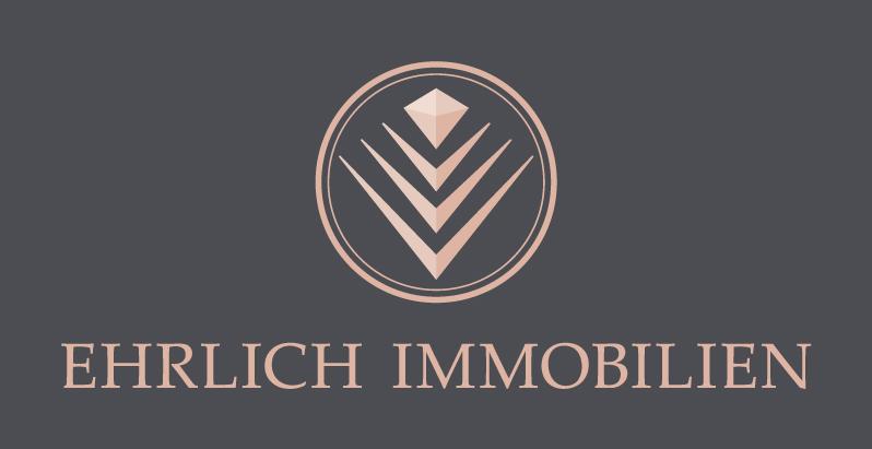 Hier sehen Sie das Logo von Ehrlich Immobilien