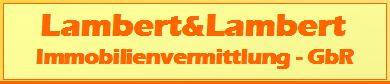 Hier sehen Sie das Logo von Lambert&Lambert GbR