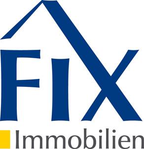 Hier sehen Sie das Logo von Fix Immobilien