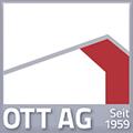Hier sehen Sie das Logo von Ott Immobilien AG