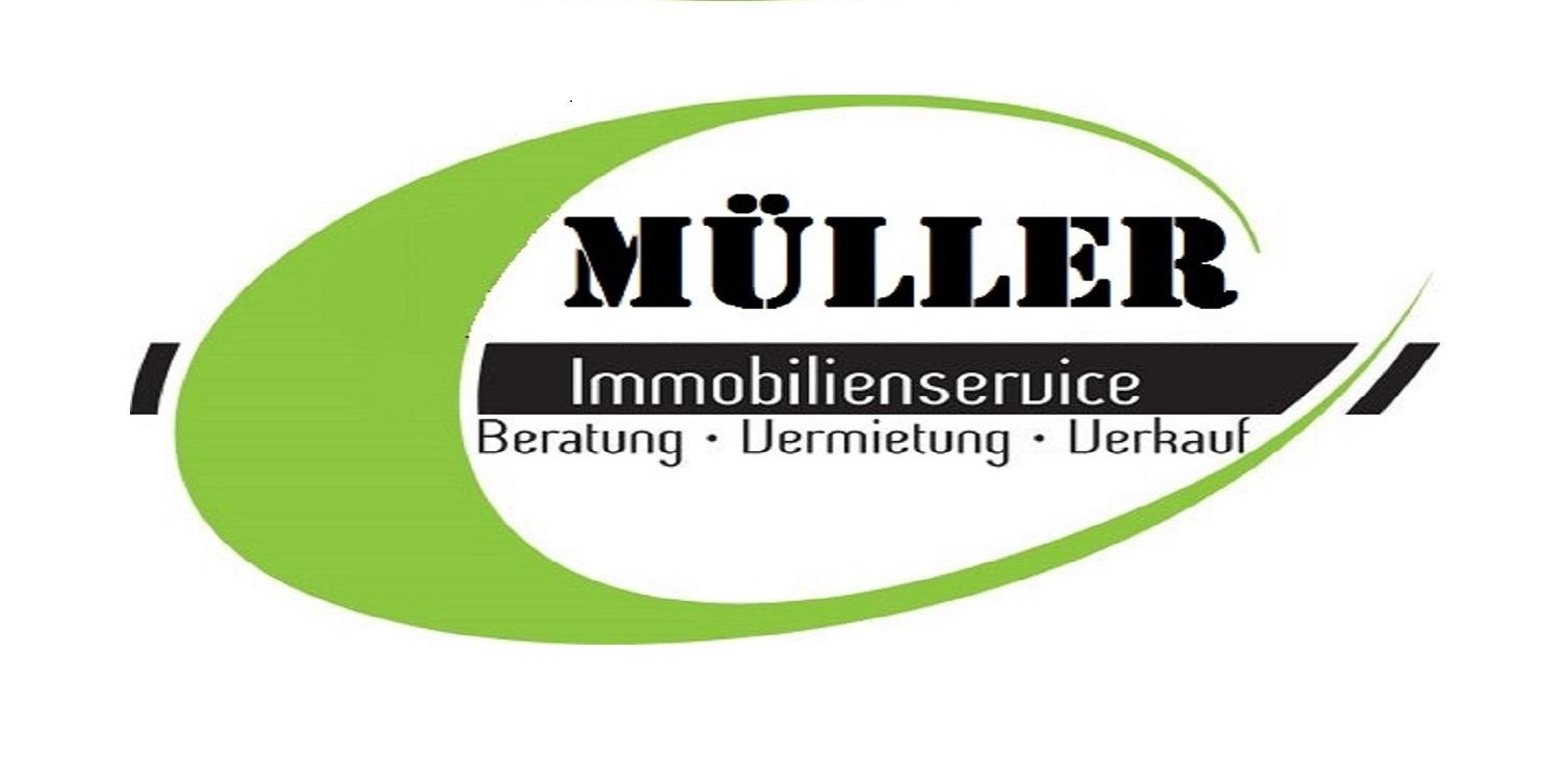 Hier sehen Sie das Logo von Müller Immobilienservice