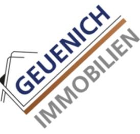 Hier sehen Sie das Logo von GEUENICH IMMOBILIEN - REFRATH