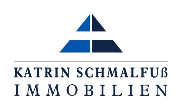 Hier sehen Sie das Logo von Katrin Schmalfuß Immobilien