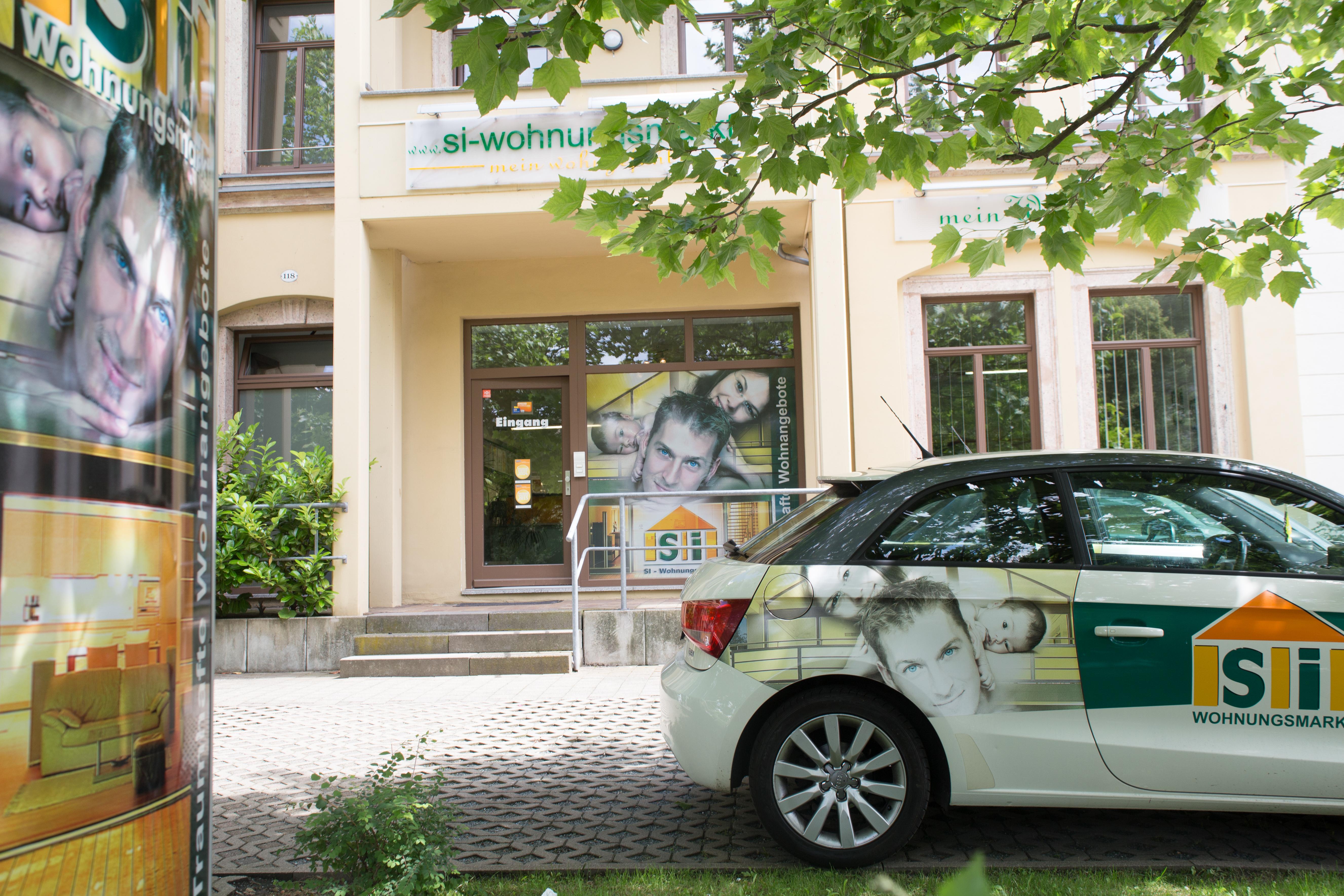 unser Büro in Chemnitz