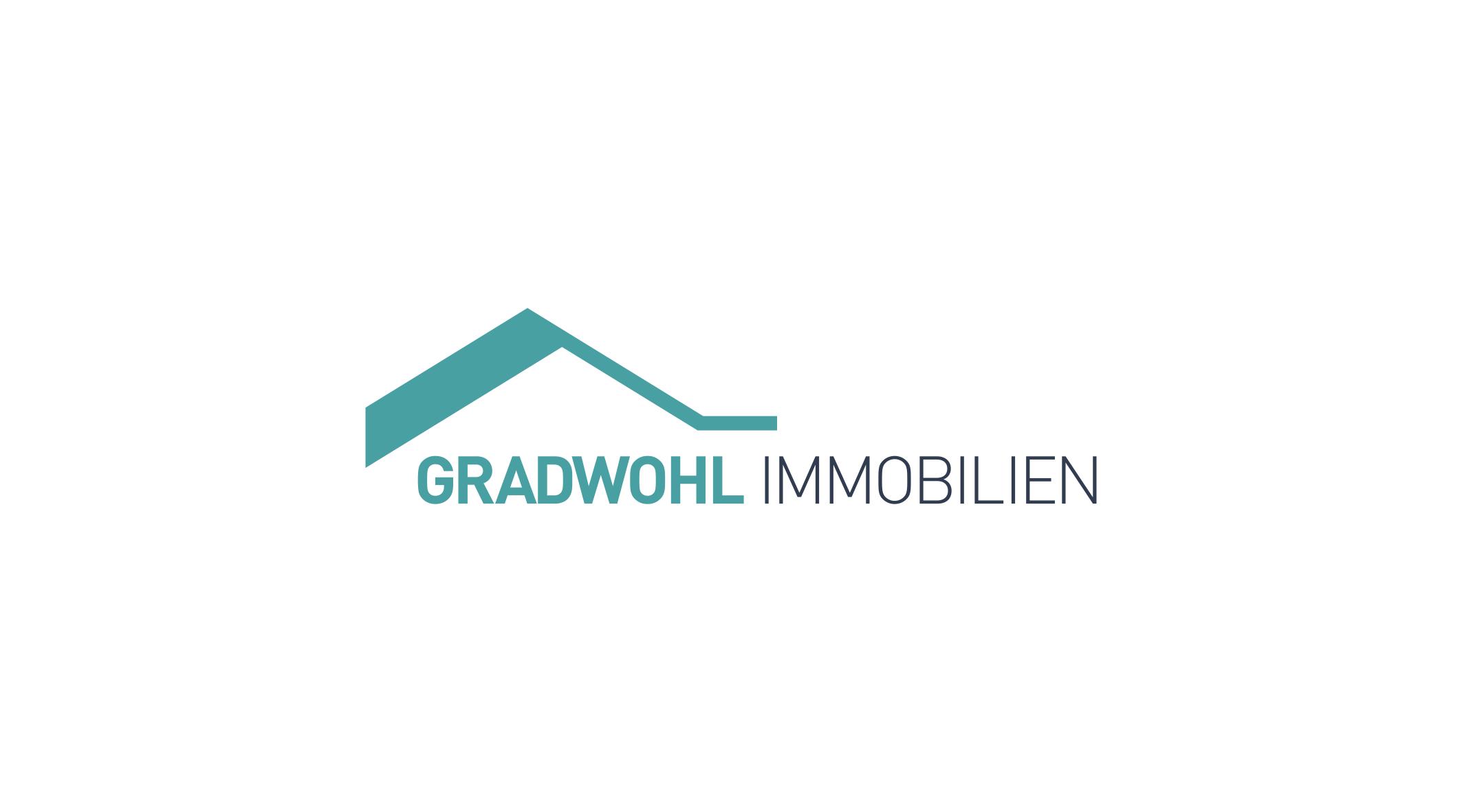 Hier sehen Sie das Logo von Gradwohl Immobilien