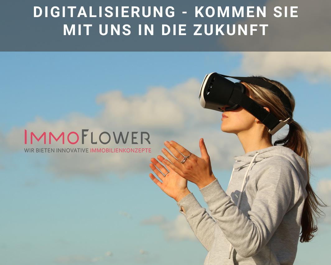 Digitalisierung-kommen Sie mit uns in die Zukunft