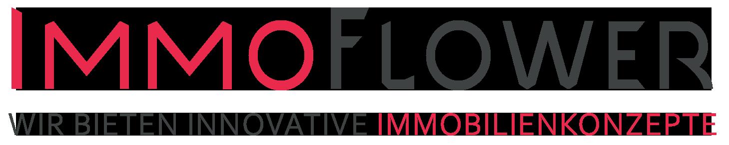 Hier sehen Sie das Logo von Immoflower UG (haftungsbeschränkt)