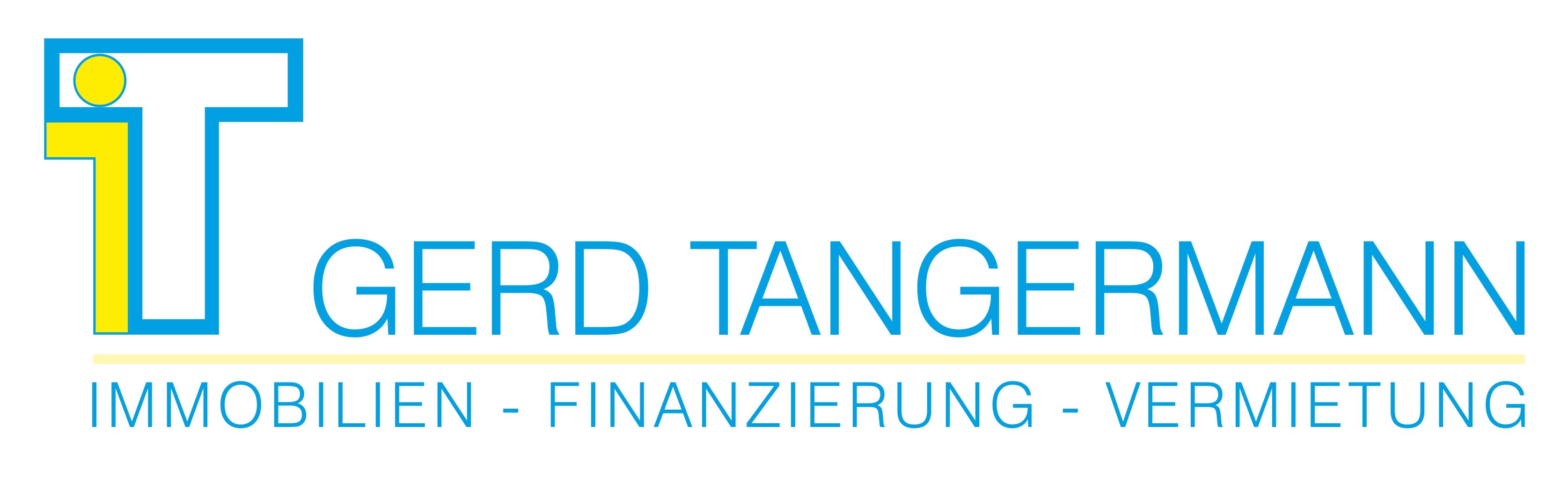 Hier sehen Sie das Logo von Tangermann Immobilien-Finanzierung