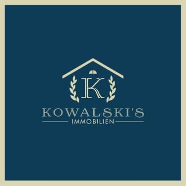 Hier sehen Sie das Logo von Kowalski' s Immobilien