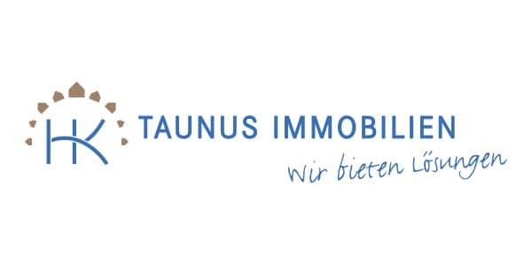 Hier sehen Sie das Logo von HK Taunus Immobilien GmbH