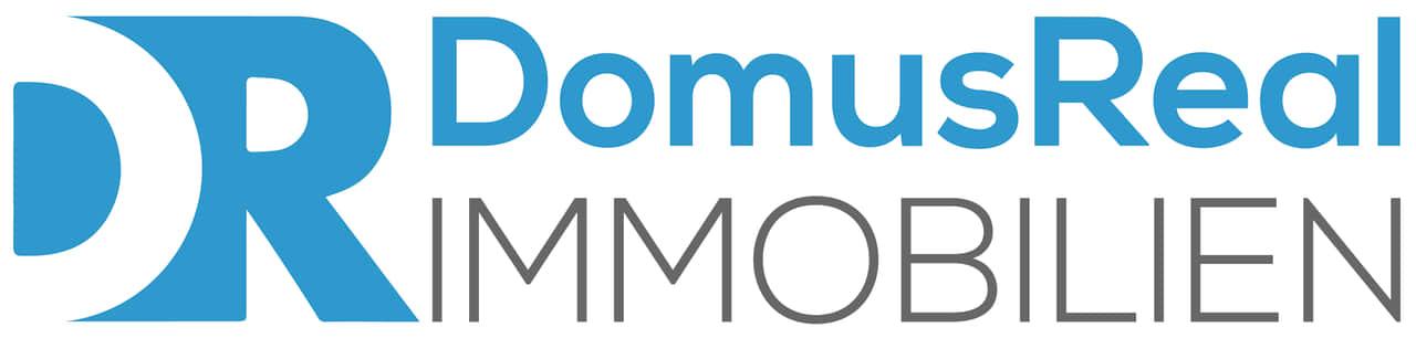 Hier sehen Sie das Logo von DomusReal