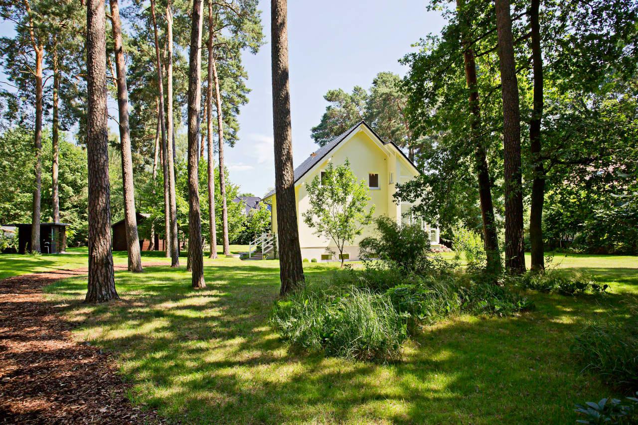 130 m² | 4 Zimmer | Waldgrundstück