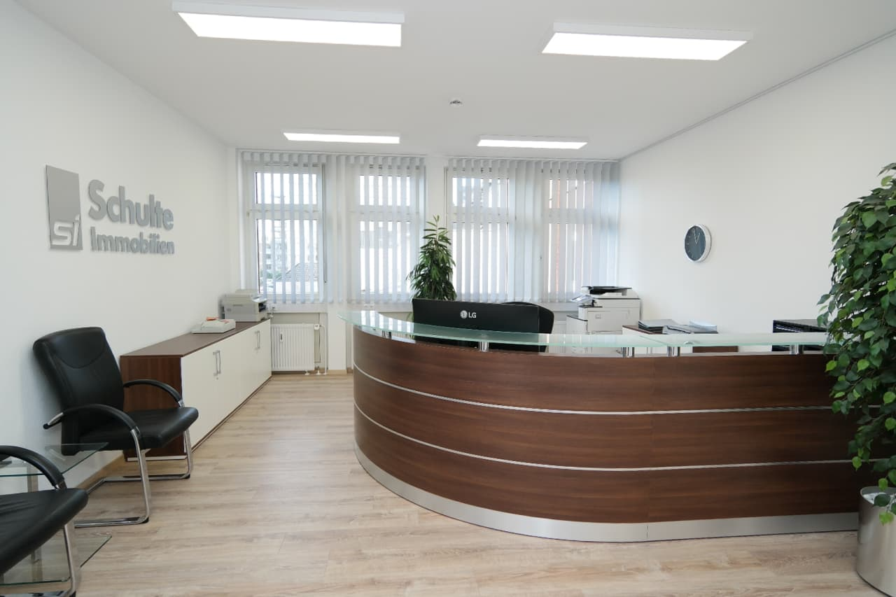 Unser Büro auf der Lindenstr. 28 in 41515 Grevenbroich-Stadtmitte