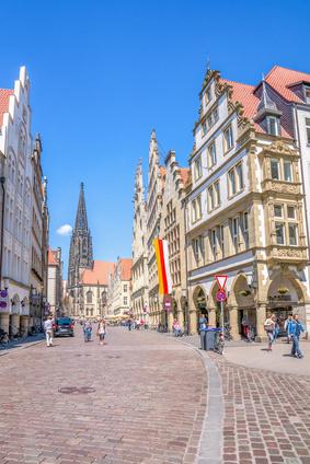 Haus verkaufen in Münster