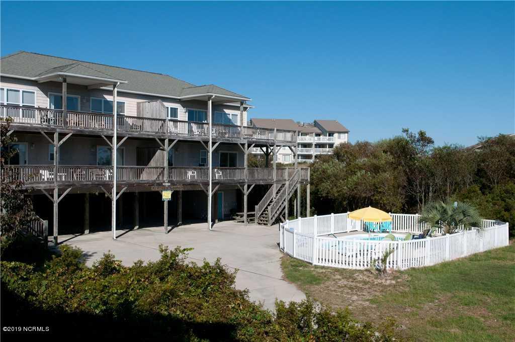10522 Wyndtree Drive #West, Emerald Isle, NC, 28594 | MLS #100147366