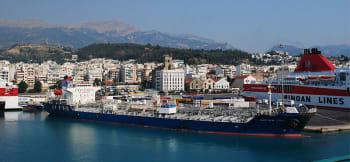 Porto di Patrasso