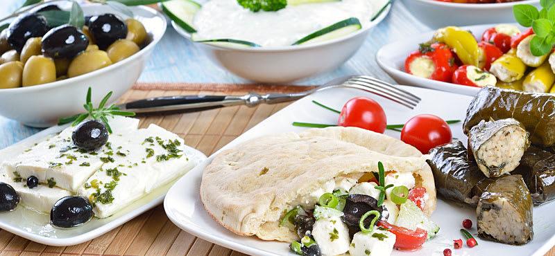 Cosa mangiare a Samos
