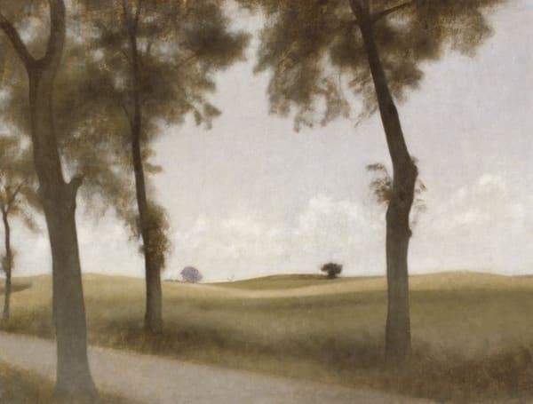 【スネガスティーンの並木道|1906】