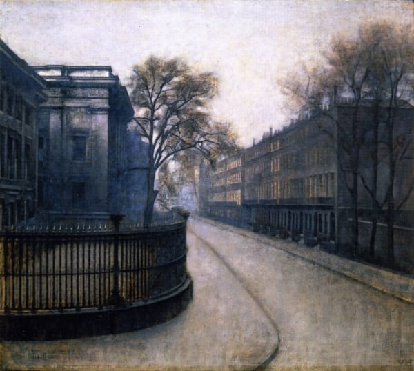 【ロンドン、モンタギュー・ストリート|1906】