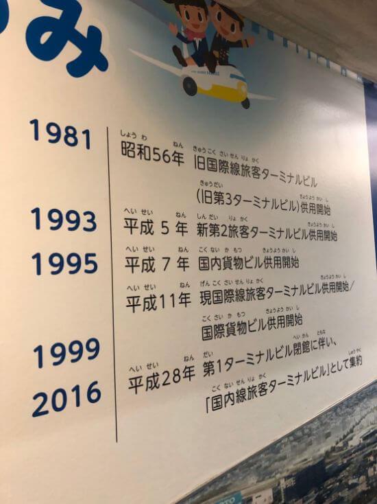 福岡空港案内あゆみ2