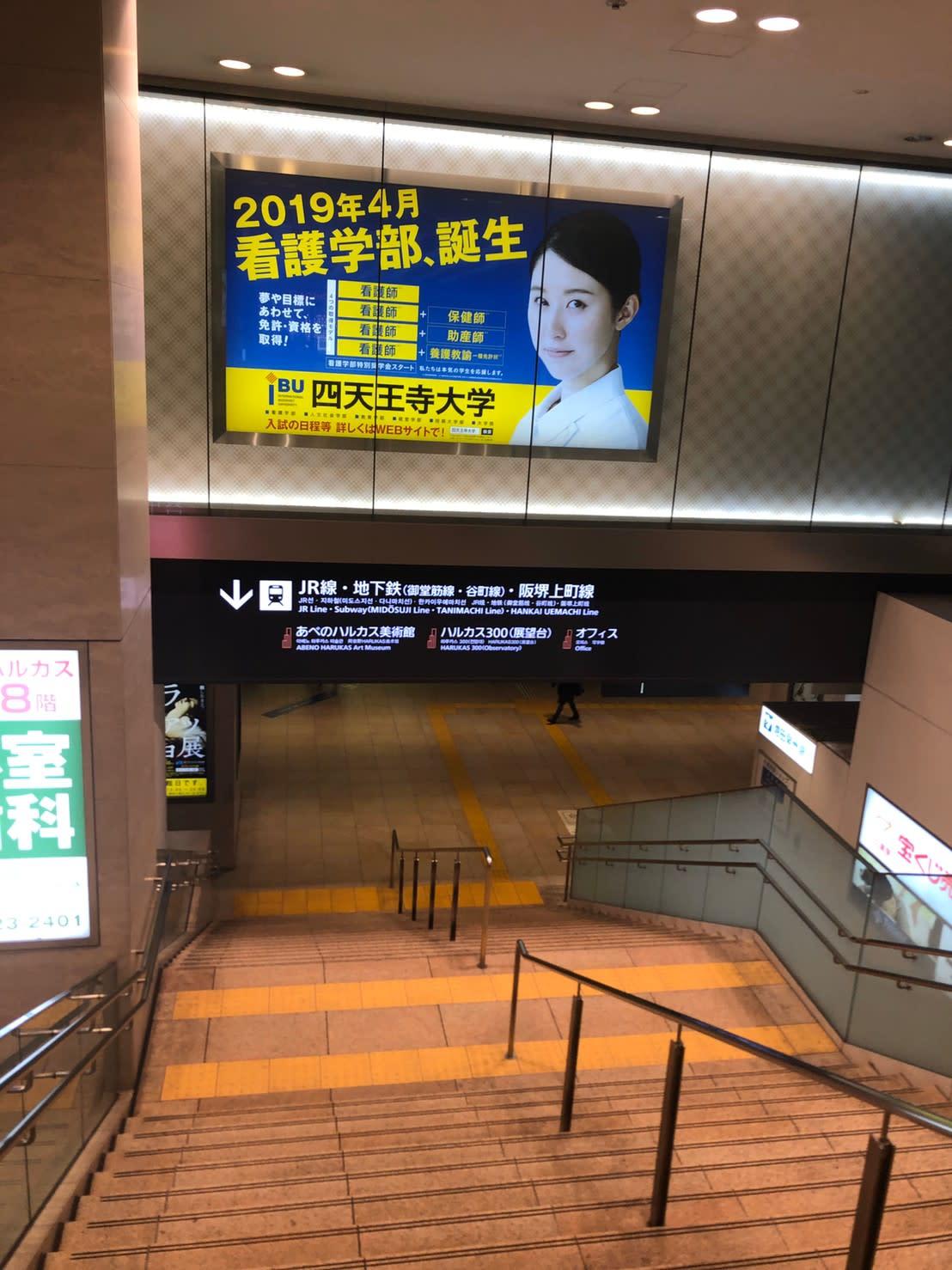 カラヴァッジョ展行き方 (9)