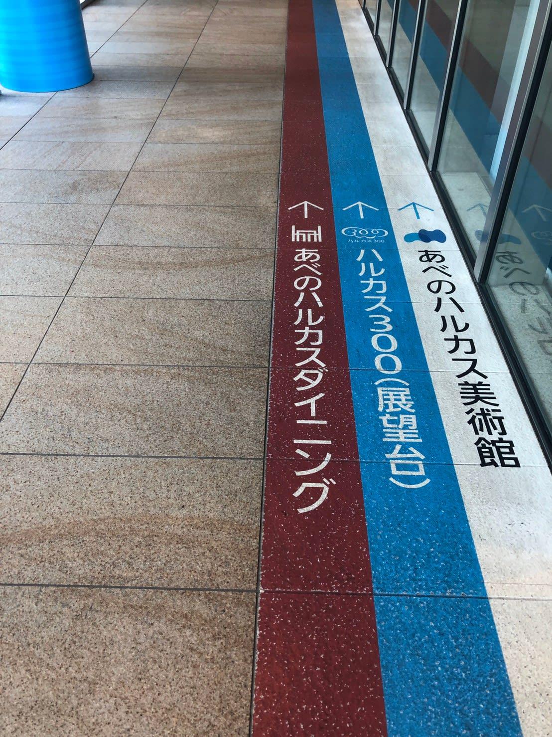 カラヴァッジョ展行き方 (5)