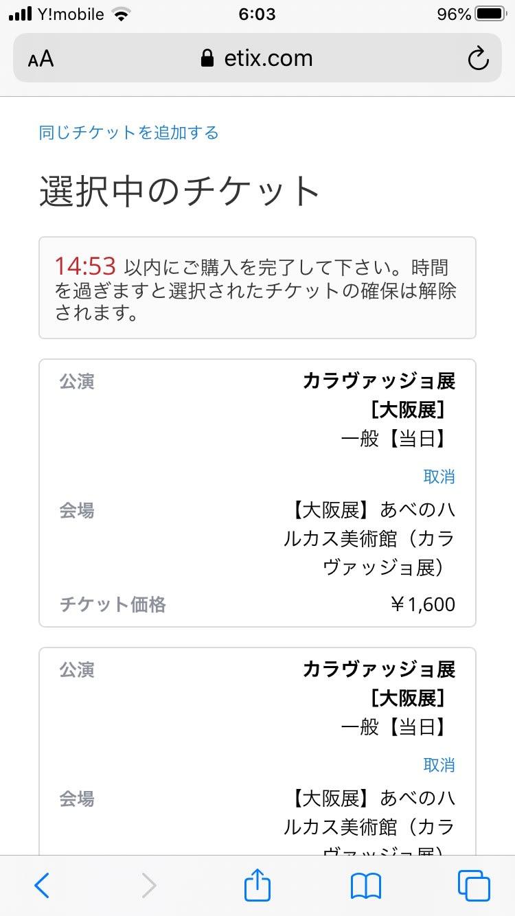 あべのハルカス美術館オンラインチケット (11)