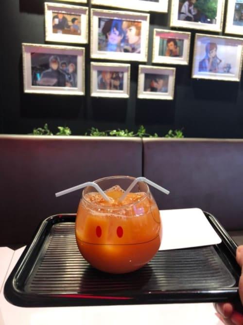 ガンダムカフェ@EXPO実食5