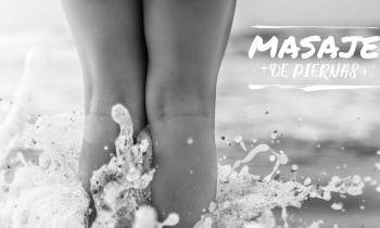 Masajes relajante para piernas cansadas y doloridas en Madrid, Centro Ekonatura Madrid