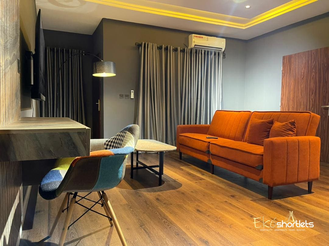 1 Bedroom Apartment - Wunmi's Home