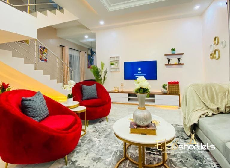 3 Bedroom Duplex (DS) - Ikate