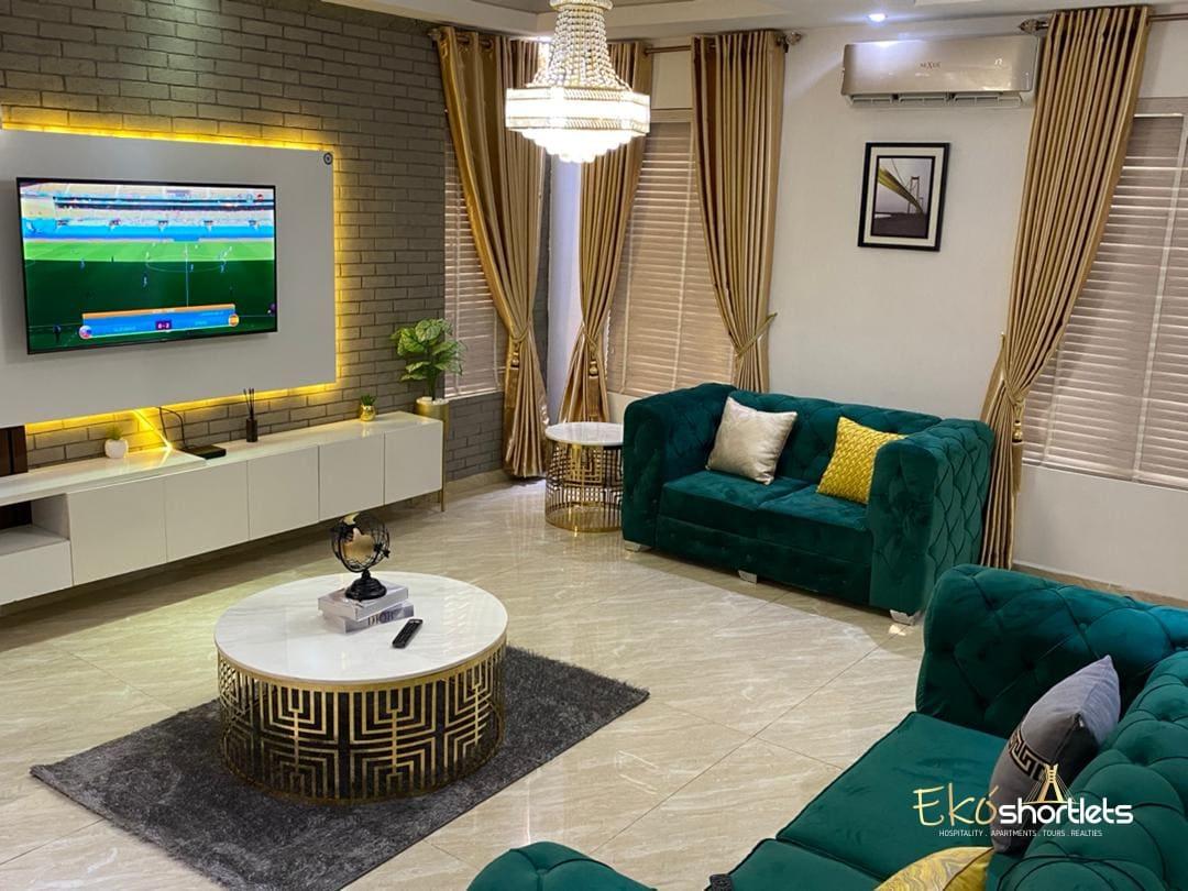 5 Bedroom Duplex - Ida