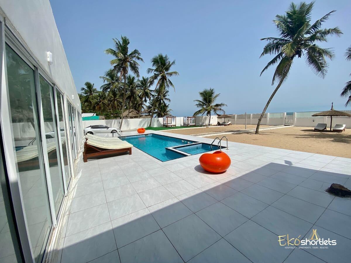 4 Bedroom - Beach House