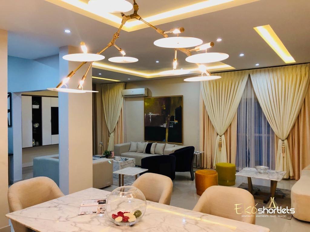 4 Bedroom Luxury Flat
