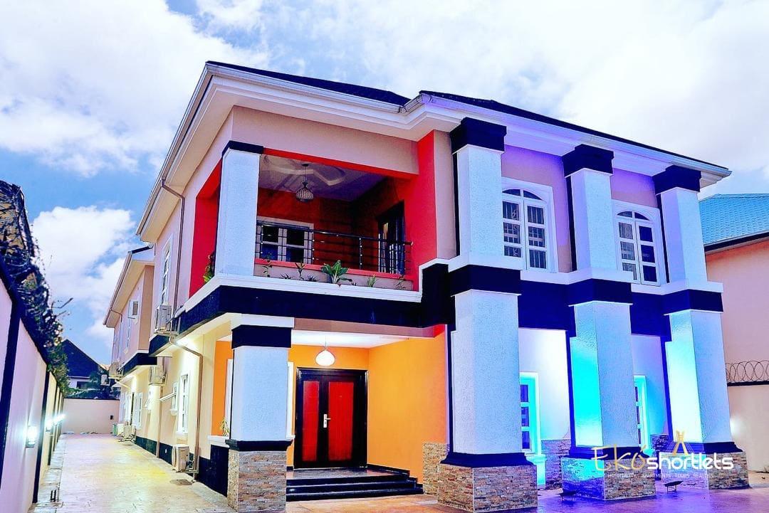 Izu's Home