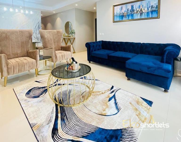 4 Bedroom - Blue water, Penthouse - Tapp