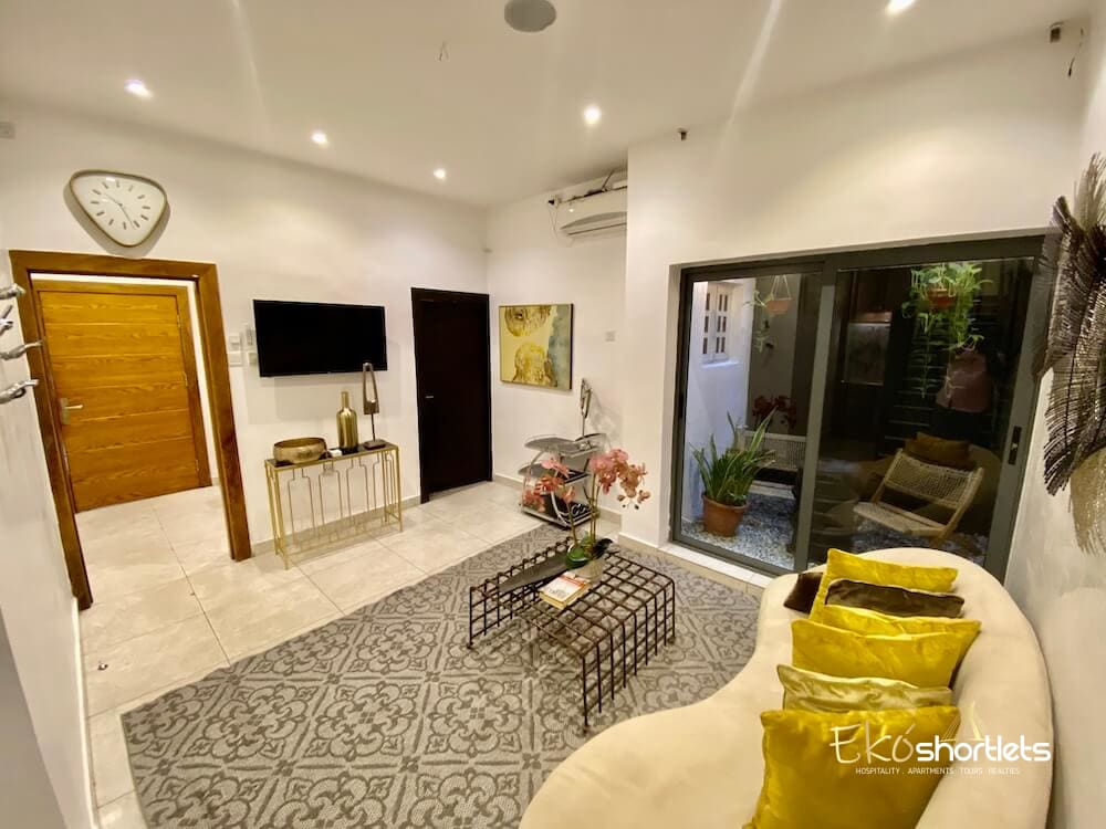 3 Bedroom Duplex - Sea
