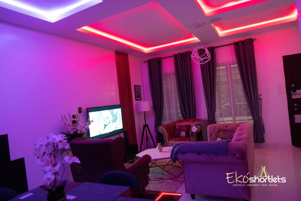 3 Bedroom Apartment - Chi's Residence