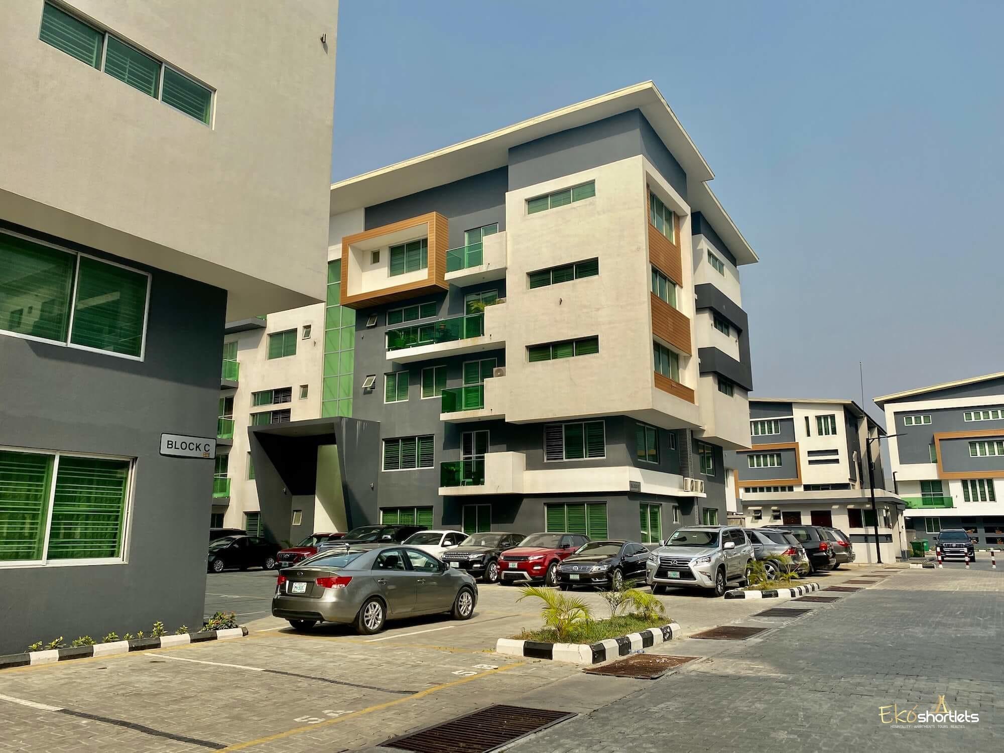 3 Bedroom Richmond Gate - Dapo