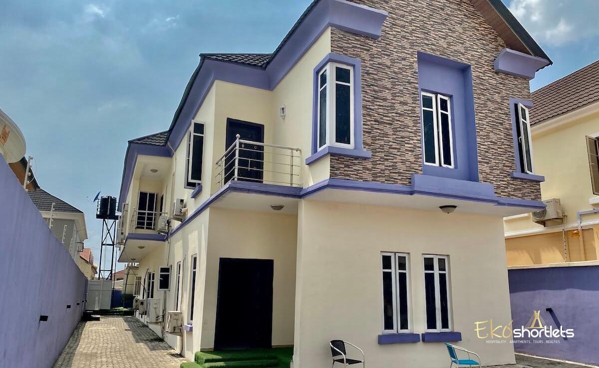 Party House Lekki (Purple House)