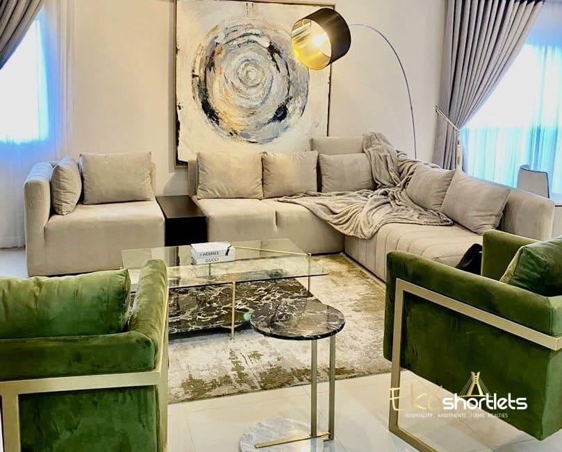 4 Bedroom Luxury Flat (House 16)