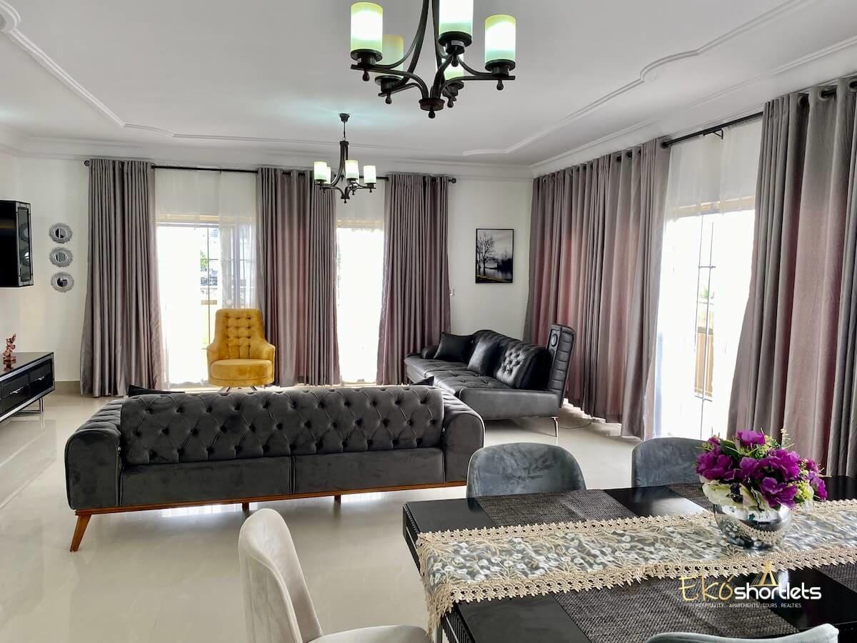 3 Bedroom Apartment - Justice