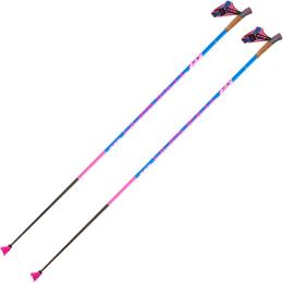 Bâton de ski KV+ KV+ TORNADO PINK CLIP CARBON 21 - Ekosport