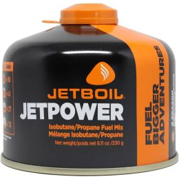 JETBOIL CARTOUCHE JETPOWER 230GR FUEL CANISTER 21