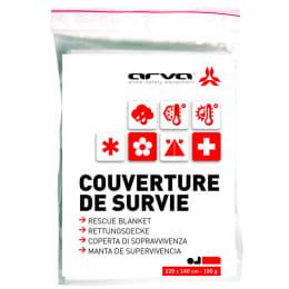 ARVA ARVA COUVERTURE SURVIE ARGENT 190GR 21 - Ekosport