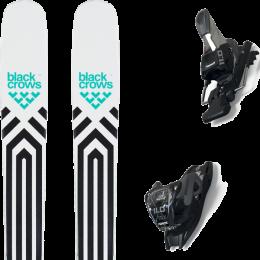 BLACK CROWS ATRIS 20 + MARKER 11.0 TCX BLACK/ANTHRACITE 20
