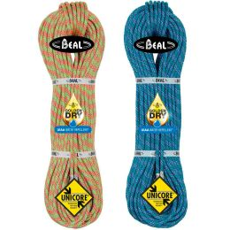BEAL ICE LINE 8.1MM 2x50M GD ANIS-EMERAUDE 21