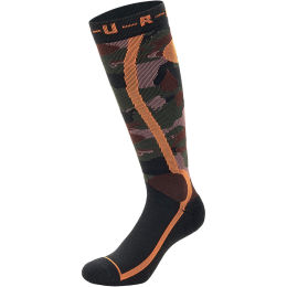 PICTURE WOOLING SOCKS BLACK CAMO 20
