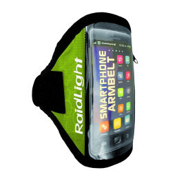 RAIDLIGHT SMARTPHONE ARM BELT NOIR VERT 15