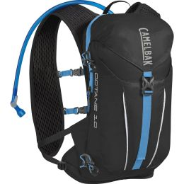 CAMELBAK OCTANE 10 70 OZ BLACK/ATOMIC BLUE 21